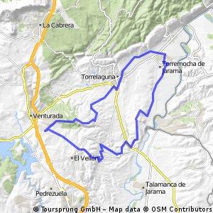 Torrelaguna-Atalayas 24.10.15