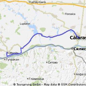 Oltenita - Calarasi (day 3)