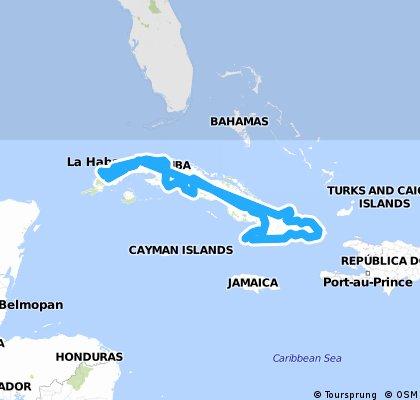La Cuba Electrolitica II