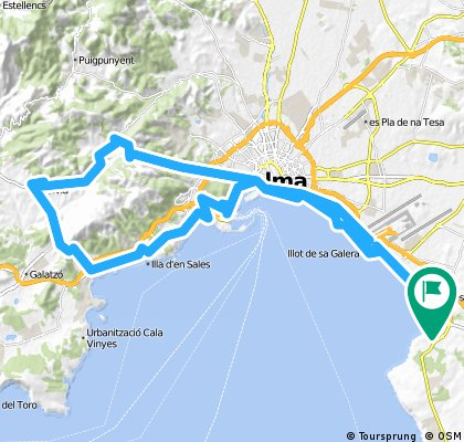 Trainingslager Mallorca - Tag 2