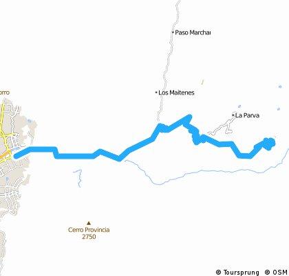 Desafio Trek 45 Km