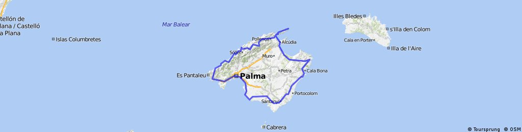 Mallorca Runde