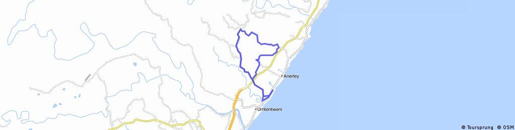 Circular Route Through Mandla