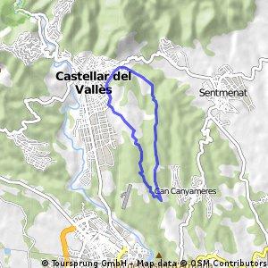 Ruta Castellar del Vallès