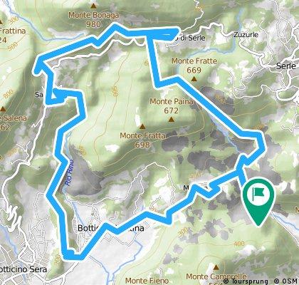 Cave, Sentiero Principale, Botticino, Cave