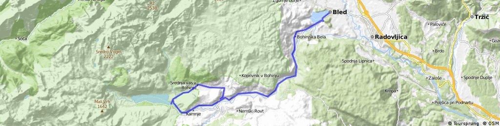 Bled - Bohinj, Bled 5.den