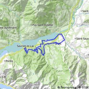 LIB -Baratier Savines Le Lac