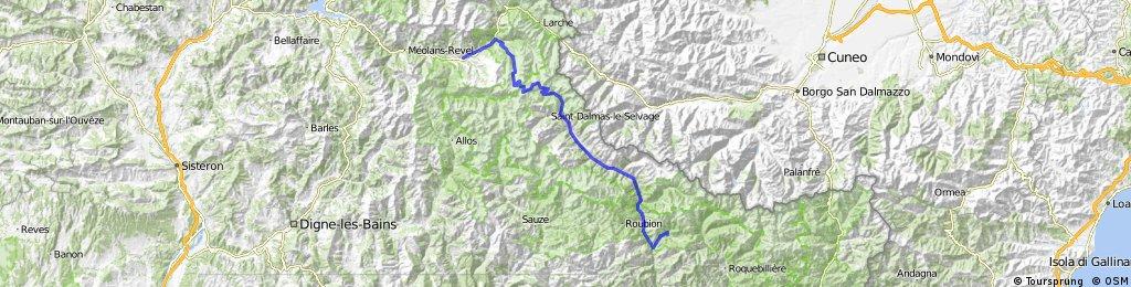 """07. Etappe """"Route des Grandes Alpes"""""""