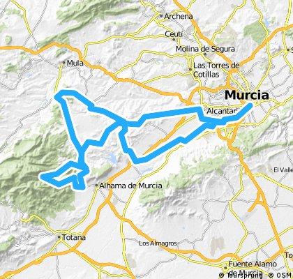 ARRIXACA 8 Alea iacta est MURCIA HUERTA LIBRILLA COLA BARQUEROS CALDERONES PLIEGO1 PLIEGO2 GEBAS C.MARQUES LA PERDIZ CRUCE GEBAS F.LIBRILLA BARQUEROS HUERTA MURCIA
