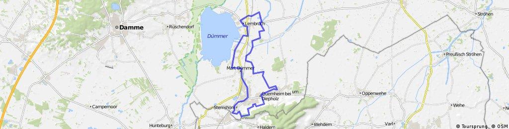 Dümmer-Dörfer-Tour