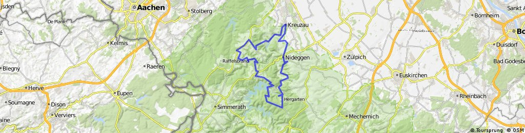 Nordeifel Rursee-Obermaubach