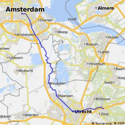 Klimaatparade fietstour 29|11|15 ADAM