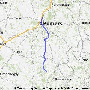 Poitiers - Le Vieux Cérier