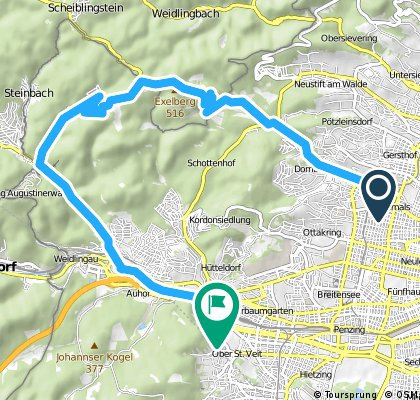 Trainingsrunde Exelberg_2015