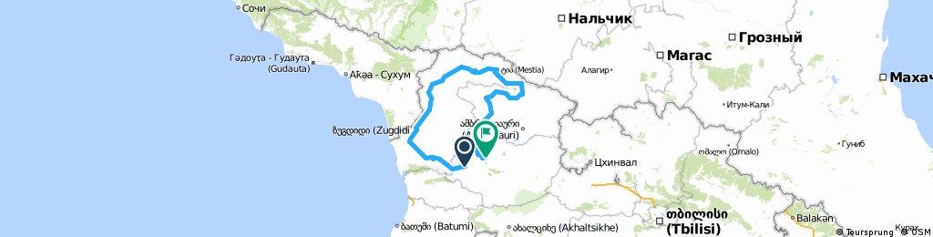 georgia - 9 days in svanetia