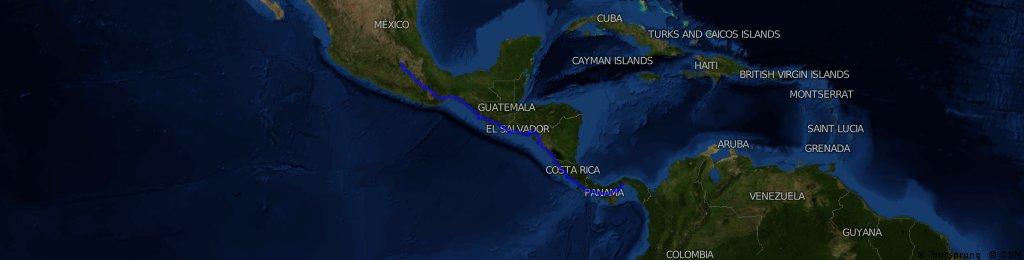 Mexic-Panama