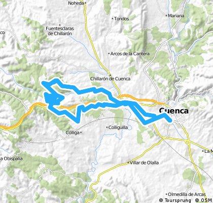 Carrera Montana de Jabaga en Bici