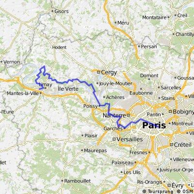 Manthes - Paris - Zupa Gravel