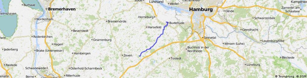 Buxtehude - Kuhmühlen