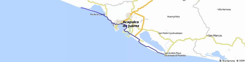 Gran Fondo Acapulco 70k