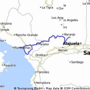 Vuelta CR 2015: Etapa 4
