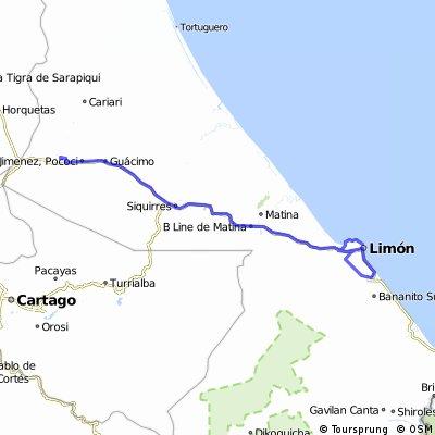 Vuelta CR 2015: Etapa 7
