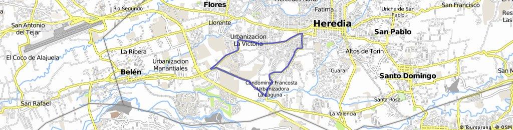 Vuelta CR 2015: Etapa 11