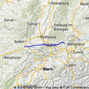 Bad Zurzach - Sochaux