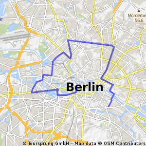 Critical Mass Berlin 11-2015