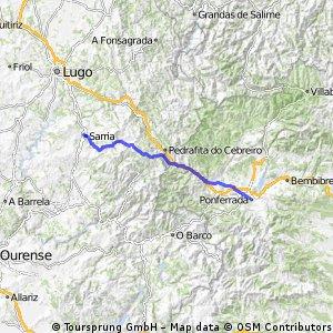 J.21 Ponferrada - Sarria g.