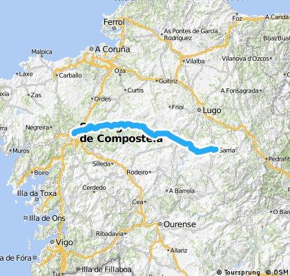 J.22 Sarria - Compostela g.