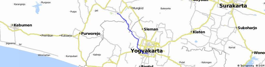 Yogyakarta-Borobudur - DKI