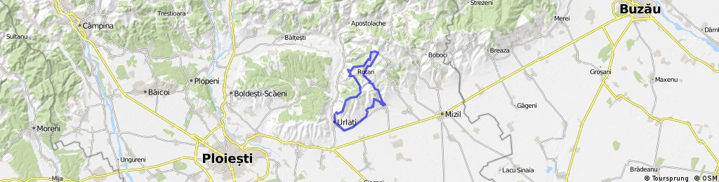 Urlati - Rotari - DJ238 - Rotari - Ceptura - Urlati