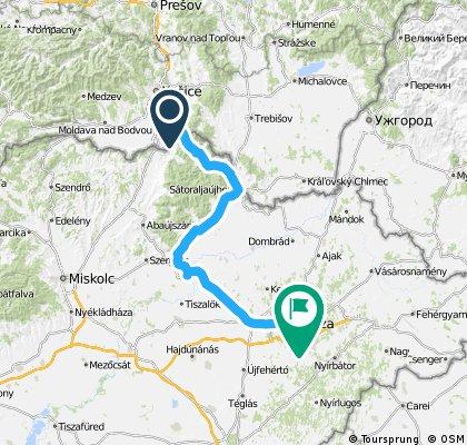 Tour de Karpaty 2015 dzień 3