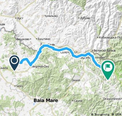 Tour de Karpaty 2015 dzień 5