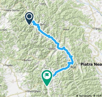 Tour de Karpaty 2015 dzień 8
