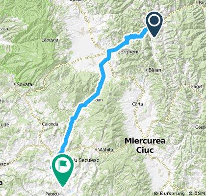 Tour de Karpaty 2015 dzień 9