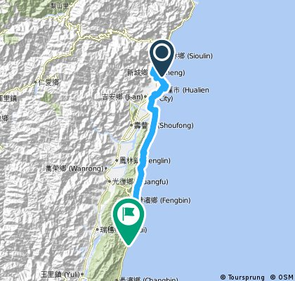trans taiwan 2015 - stage 07