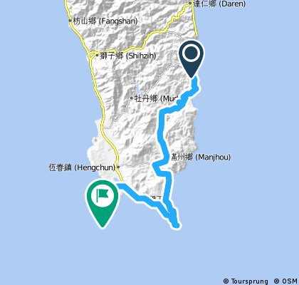 trans taiwan 2015 - stage 10