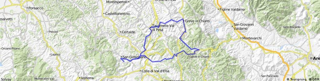 Giro di Toscana 5 (silnice)