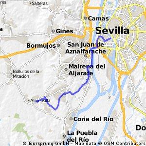 Sevilla-Almensilla