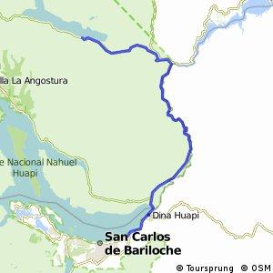 # 2da. etapa San Carlos de Bariloche Villa  Traful