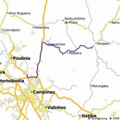 Campinas - Amparo