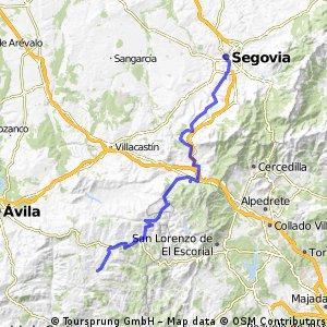 Segovia - Casa Santi