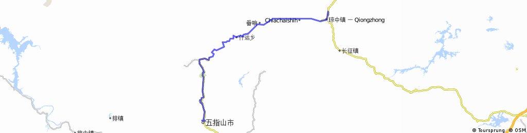 qoingqoing - Wushishan