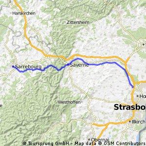 Saar-Elsass-Tour  -  Tag 4