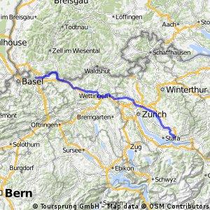 Kempraten - Rheinfelden
