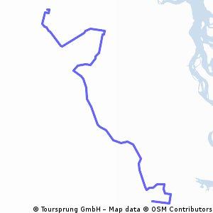 2009BQ Brissie to Gold Coast 100km Part 2