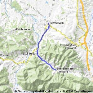 Steinbach am Ziehberg - Pettenbach (Ortszentren, Umgehung von Hauptverkehrsstraßen)
