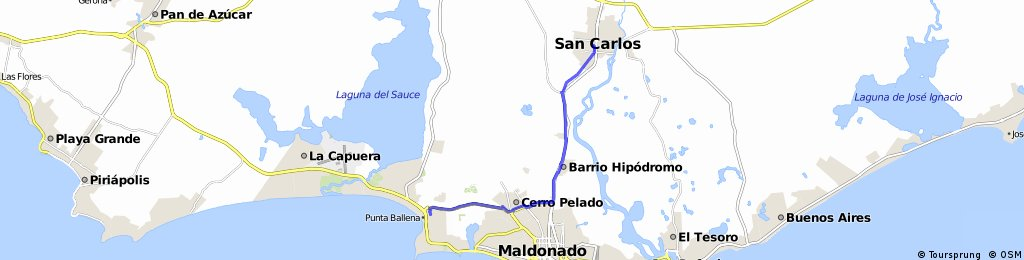 #149 San Carlos to Punta Ballena